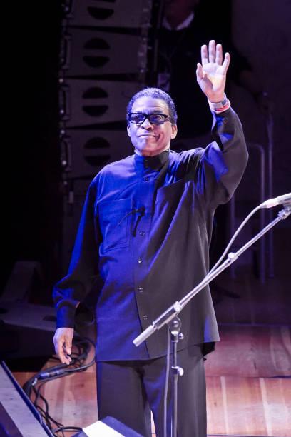 DEU: Herbie Hancock Performs In Berlin