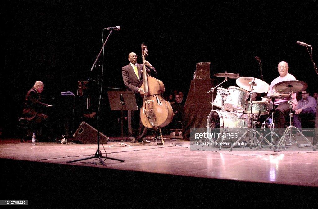 Kenny Barron Trio : ニュース写真