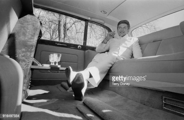 American pianist singer and actor Liberace in London UK 21st March 1968