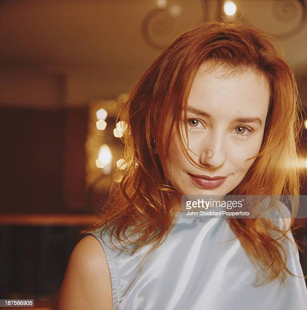 American pianist singersongwriter and composer Tori Amos 1997