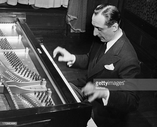 American pianist vladimir horowitz