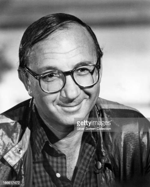 American playwright and screenwriter Neil Simon circa 1975