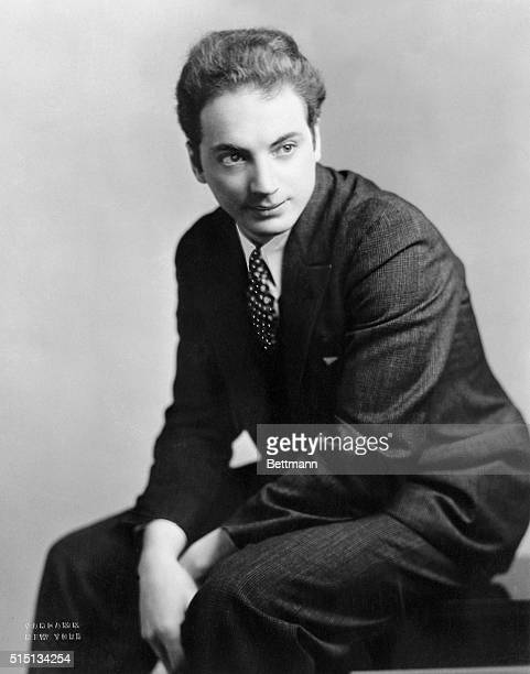 American playwright Clifford Odets