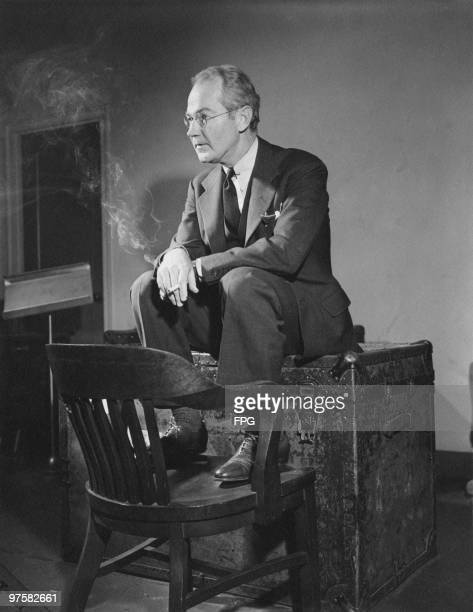 American playwright Philip Barry circa 1940 Perhaps his most famous work is the Broadway play 'The Philadelphia Story' produced as a film in 1940