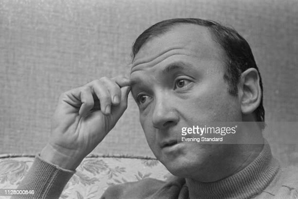 American playwright screenwriter and author Neil Simon UK 14th February 1969