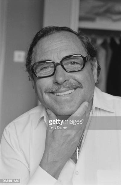 American playwright Tennessee Williams posed at the Carlton Tower Hotel in London on 15th August 1973.