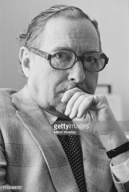 American playwright Tennessee Williams , UK, 21st November 1975.