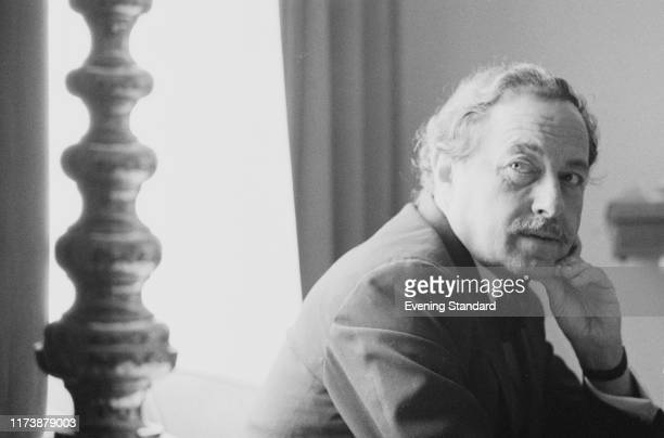 American playwright Tennessee Williams , UK, 31st July 1970.