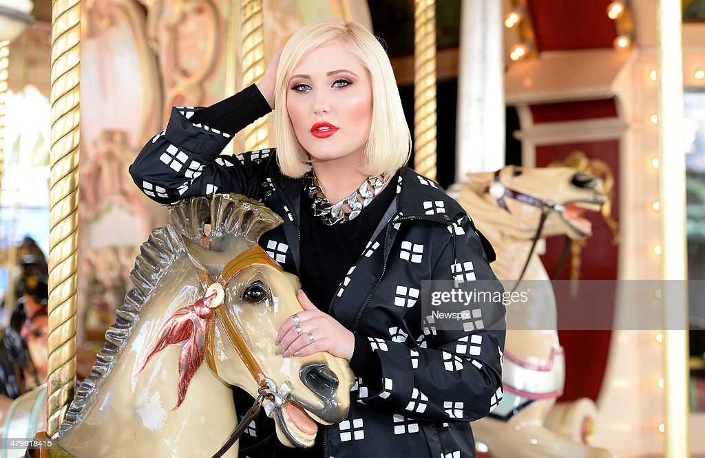 Hayley Hasselhoff Melbourne Photo Shoot