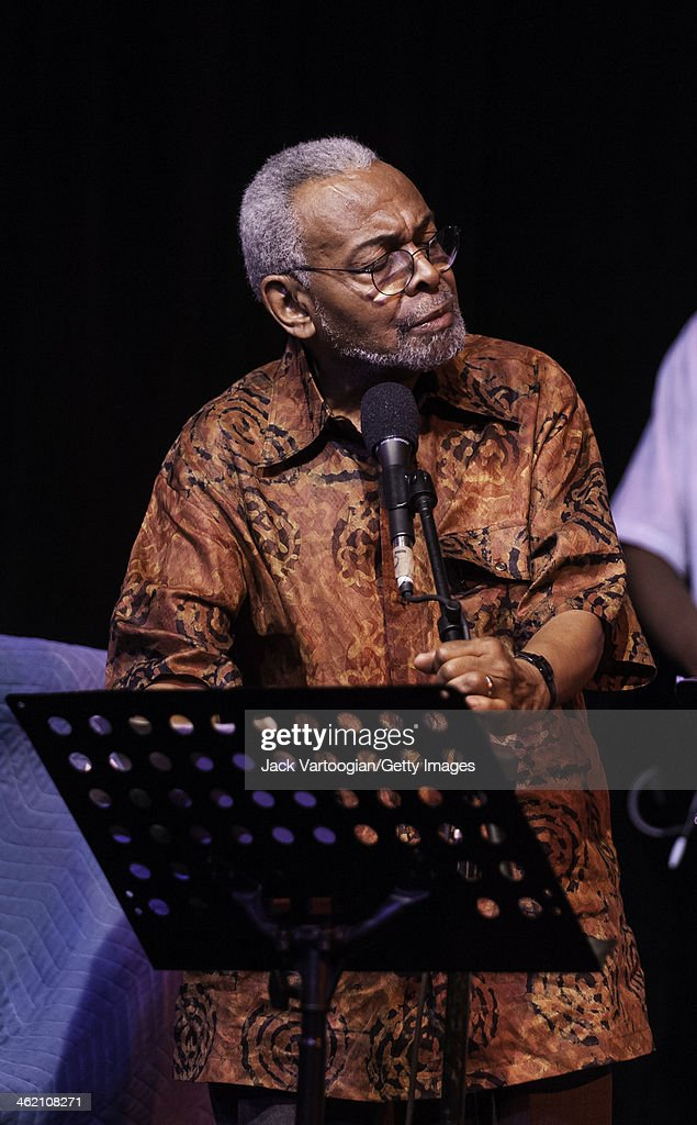 Amiri Baraka At Vision Festival XIII : News Photo