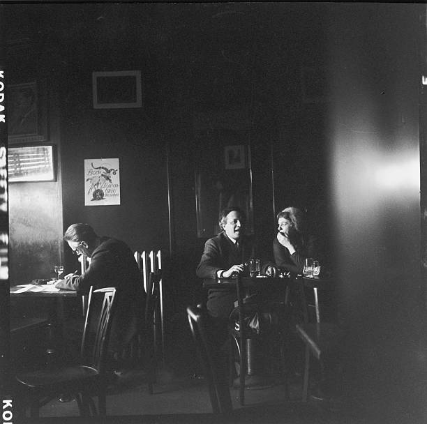 Delmore Schwartz In The White Horse Tavern