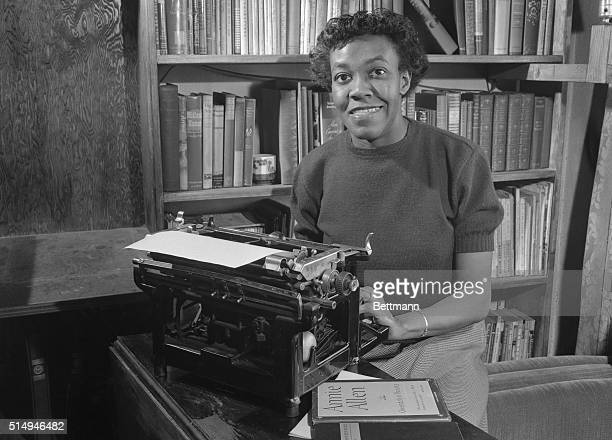 A 32yearold housewife and part time secretary has won the Pulitzer Prize in Poetry for Annie Allen a ballad of Chicago Negro life The first woman to...