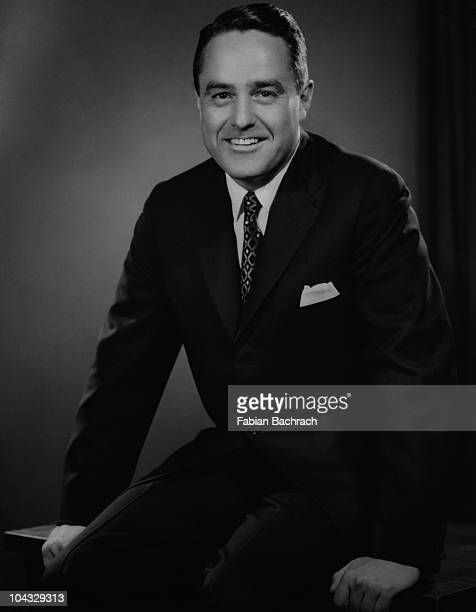 American politician and activist Robert Sargent Shriver Jr circa 1950