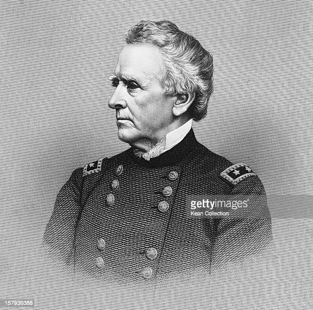 American politician and former US Army General John Adams Dix as United States Minister to France circa 1866 He served in this post from 1866 to 1869...