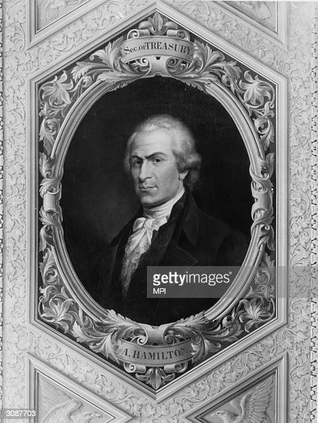 American politician and political thinker Alexander Hamilton He was the main author of the Federalist Papers and served as Secretary of the Treasury...