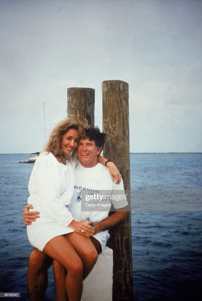 Gary Hart & Donna Rice : ニュース写真
