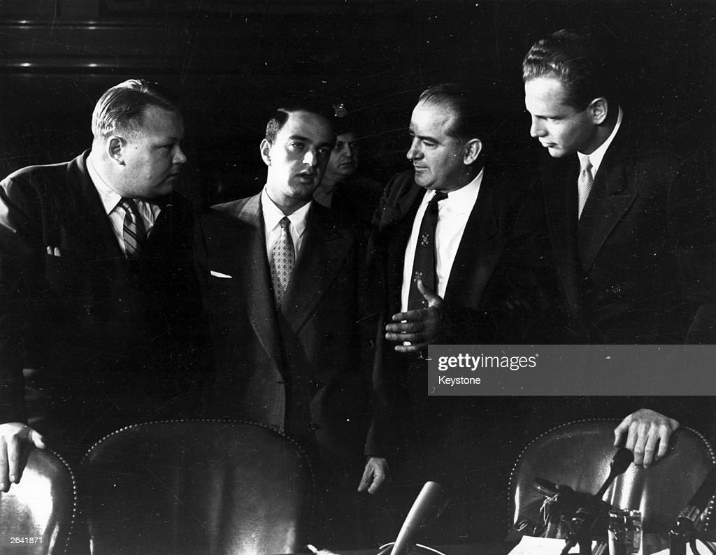 Joseph McCarthy : Nieuwsfoto's