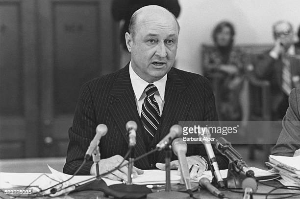 American politician Thaddeus M Buczko Massachusetts USA 15th February 1978