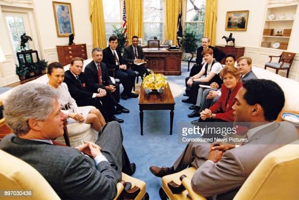 from Elisha white house bill burton gay