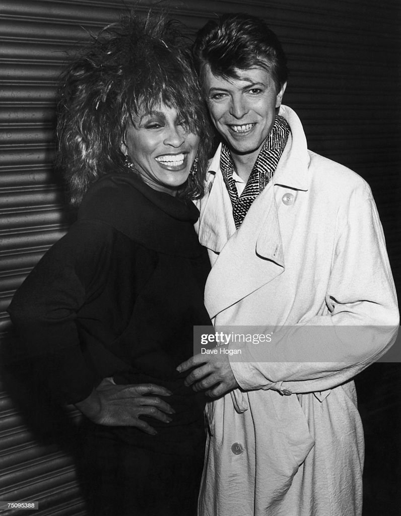 Turner And Bowie : News Photo