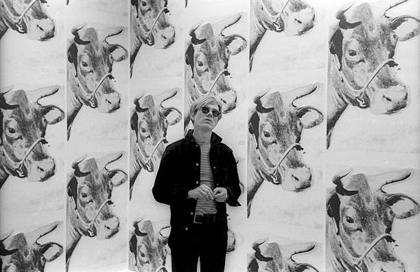 Andy Warhol & 'Cows'