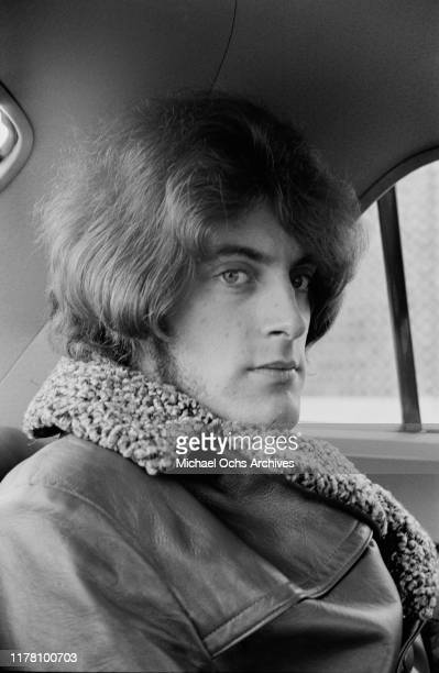 American pop musician Tommy James of the band Tommy James and the Shondells during a concert at Ryder College New Jersey September 1968