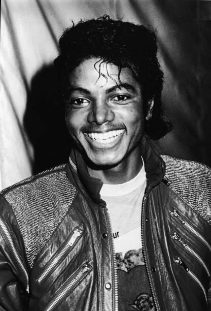 Michael Jackson Attends Premiere