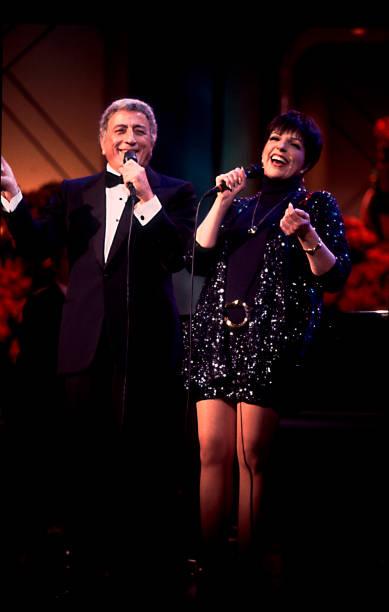 Tony Bennett & Liza Minelli On The Oprah Winfrey Show