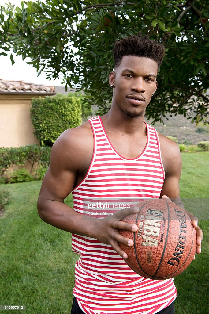 Jimmy Butler, Chicago Magazine, October 1, 2015
