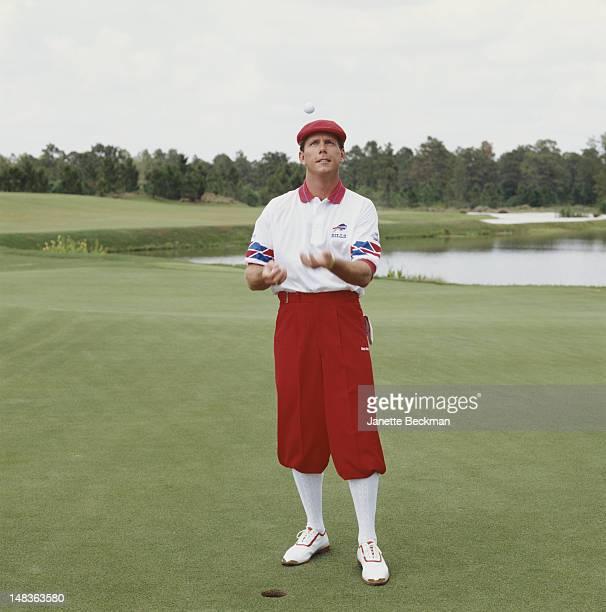 American professional golfer Payne Stewart in Florida 1995