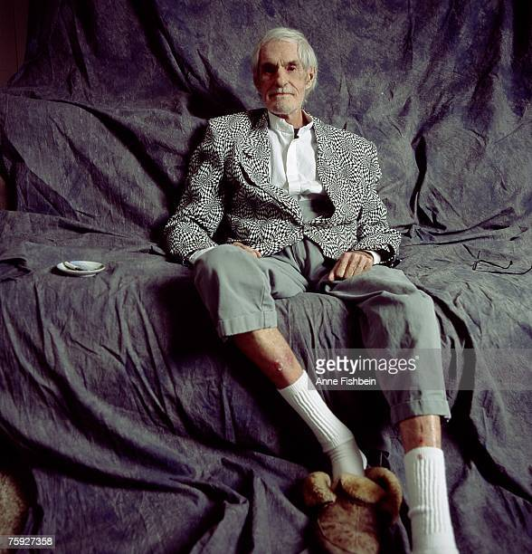 American psychologist and writer Timothy Leary 1920 1996 circa 1995