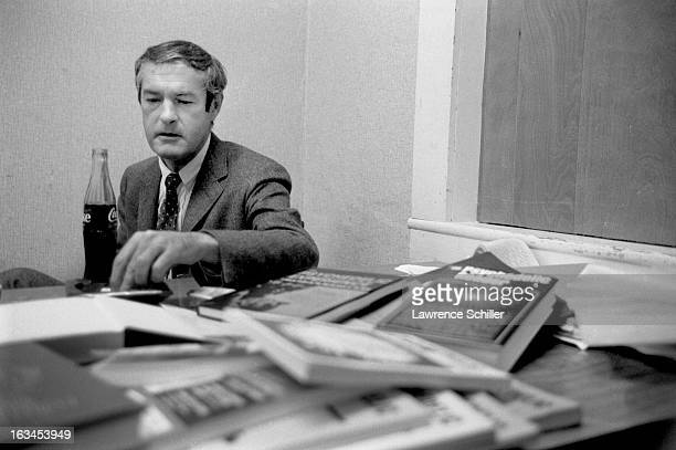 American psychologist Dr Timothy Leary in his lawyer's office Laredo Texas 1966 Leary was in Laredo to stand trial for marijuana posession