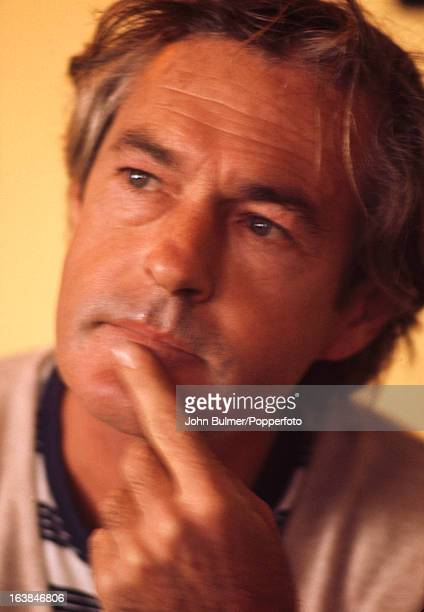 American psychologist Timothy Leary 1967