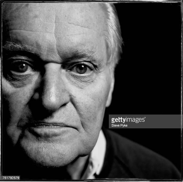 American Pulitzer Prizewinning poet John Ashbery 2005