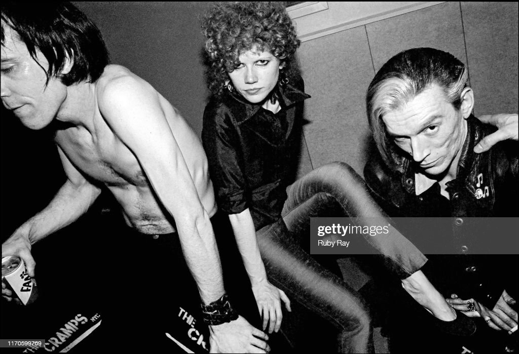 The Cramps At Napa State Hospital : Photo d'actualité