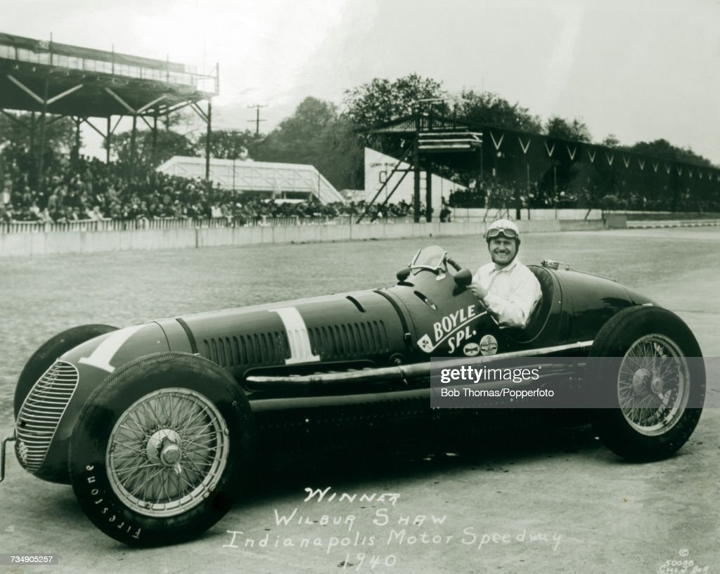 1940 Indianapolis 500 Pictures | Getty Images