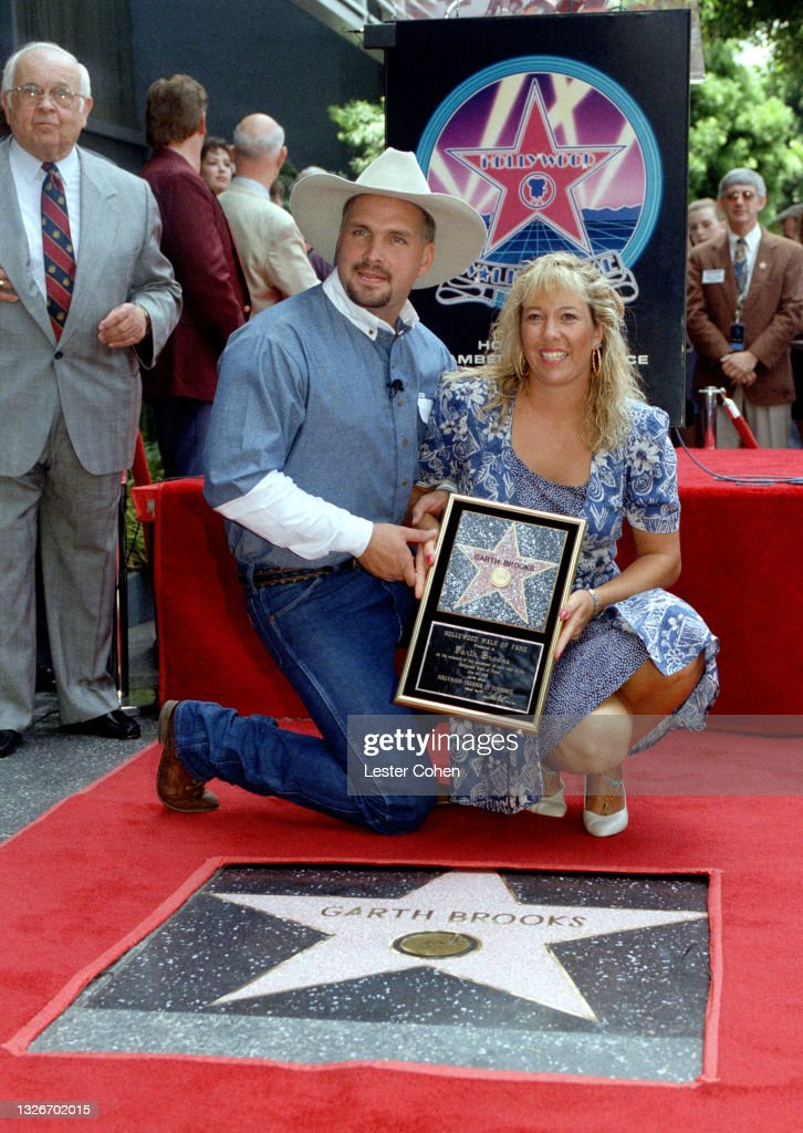 Star on Hollywood Walk of Fame : News Photo