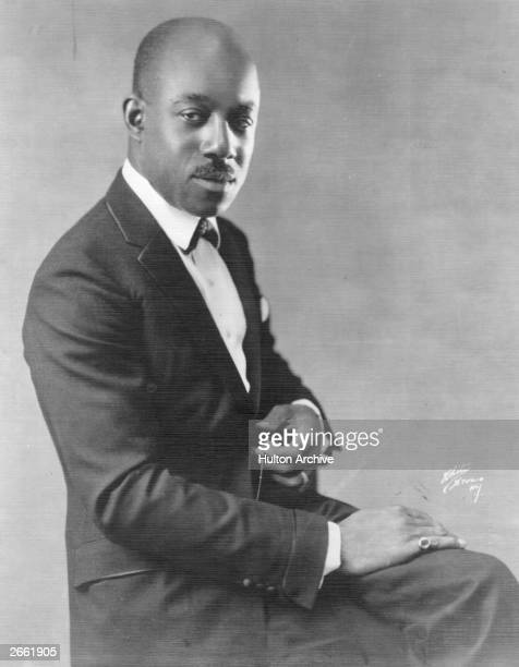 American ragtime pianist and composer James Hubert 'Eubie' Blake Original Publication People Disc HA