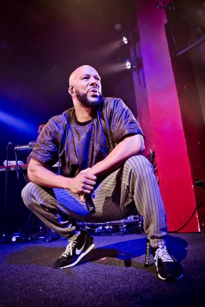 DEU: Common Performs In Berlin