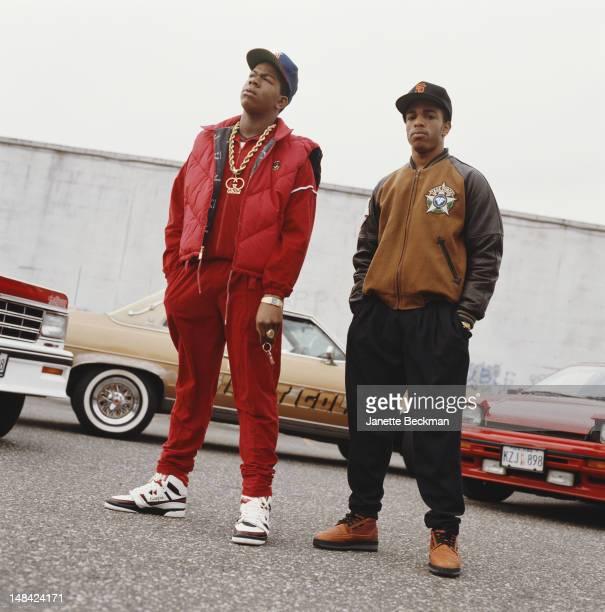 American rapper Craig Mack Long Island New York 1997