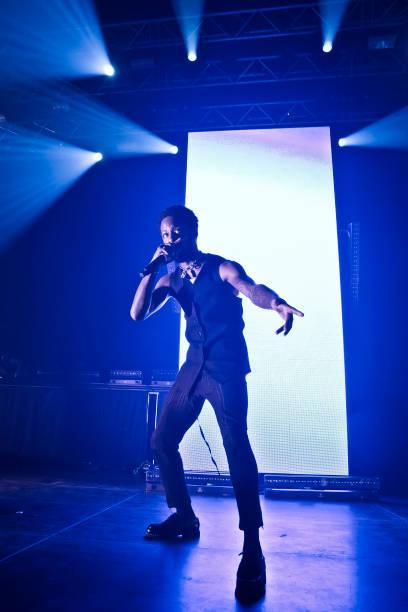 DEU: Goldlink Performs In Berlin