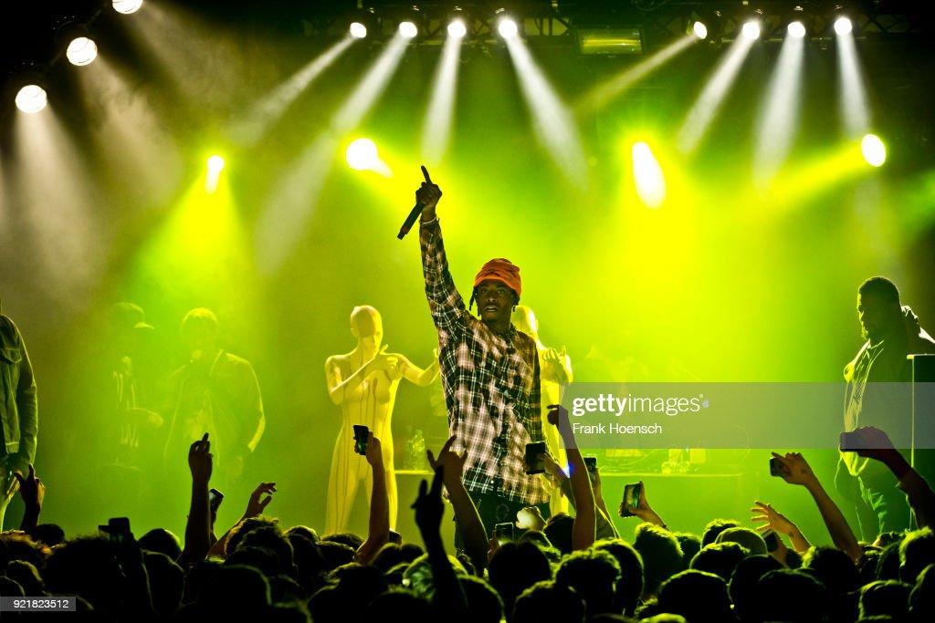 Playboi Carti Performs In Berlin : News Photo