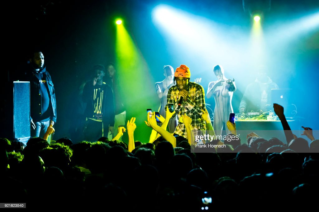 Playboi Carti Performs In Berlin : News Photo