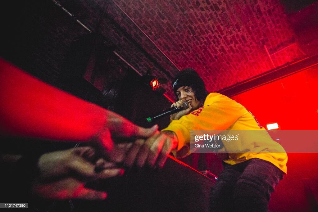 DEU: Lil Xan Performs In Cologne