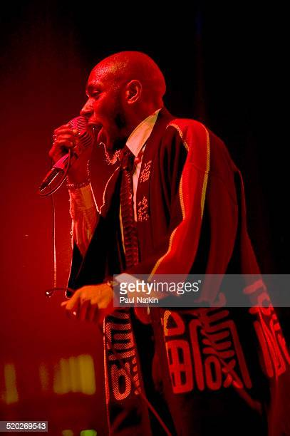 American rapper Mos Def performs onstage at the Congress Theater Chicago Illinois February 13 2010