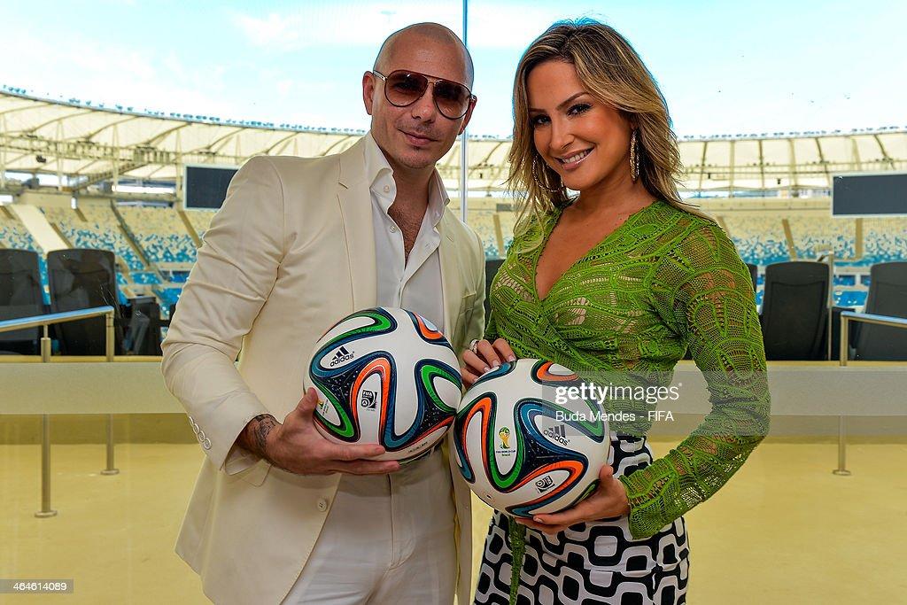 Rio de Janeiro - 2014 FIFA World Cup Host City Tour : News Photo