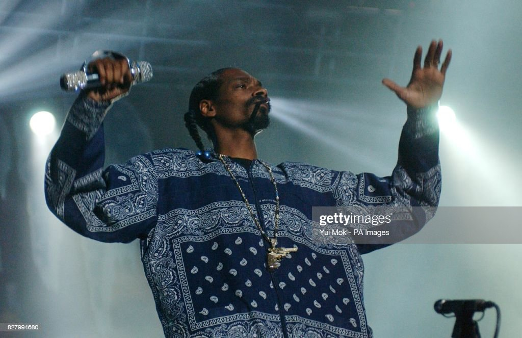 Snoop Dog Concert Wembley Area Pavilion News P O