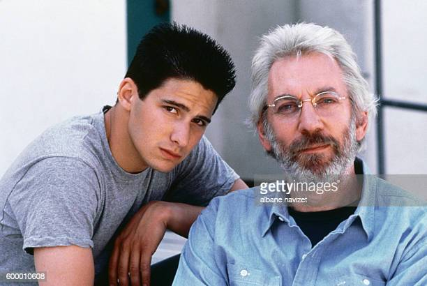 American rapper songwriter producer guitaris and actor Adam Keefe Horovitz aka AdRock member of the hip hop group Beastie Boys and Canadian actor...