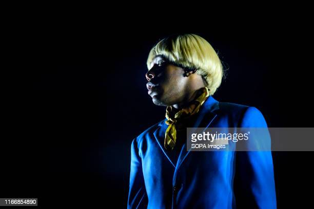 American rapper, Tyler Gregory Okonma, known professionally as Tyler, the Creator, performs a sold out show in Toronto.