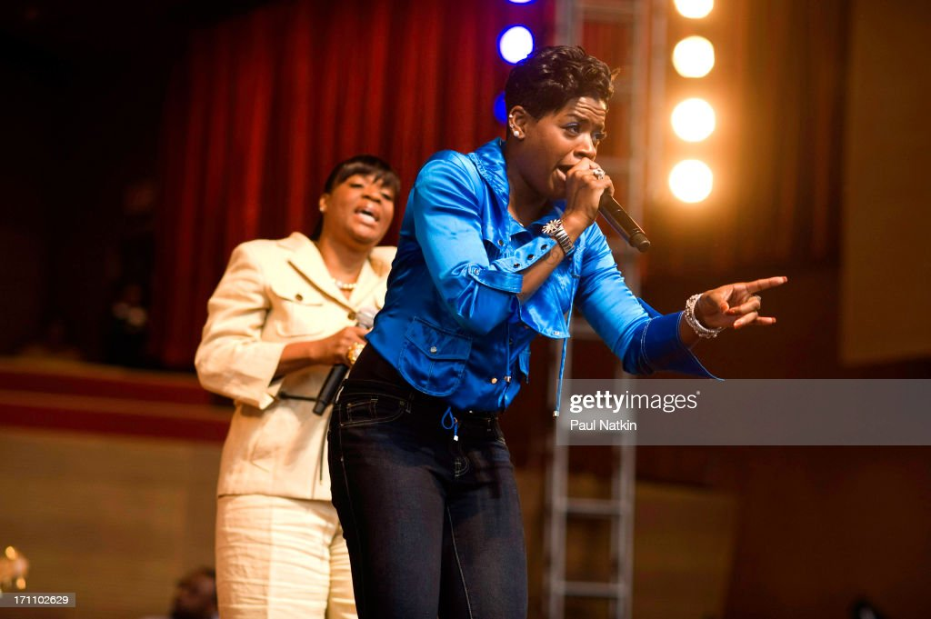 Fantasia At The 25th Annual Chicago Gospel Music Festival : News Photo